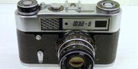 Фотоаппарат ФЭД-5 обзор и инструкция