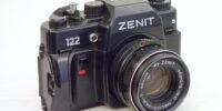 Фотоаппарат Зенит-122 обзор и инструкция