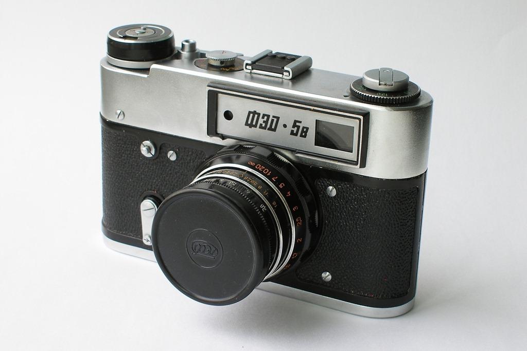 как определить год выпуска у фотоаппарата фэд кроп-топы