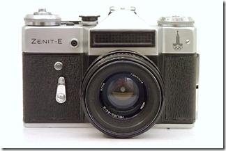 Fotoapparat Zenit E Obzor I Instrukciya Fototehnika Sssr