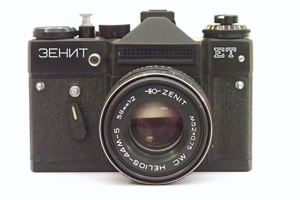 Fotoapparat Zenit Et Obzor I Instrukciya Fototehnika Sssr