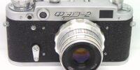 Фотоаппарат ФЭД-2 обзор и инструкция